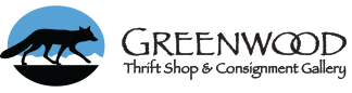 Greenwood Wildlife Thrift & Consignment logo